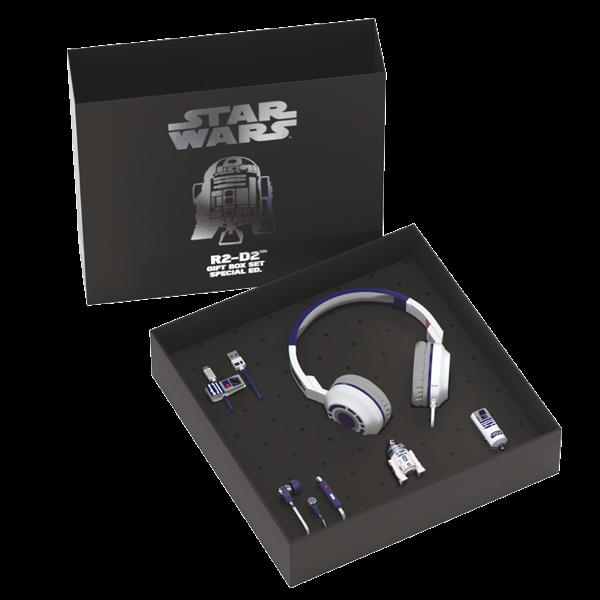 """5-teiliges Star Wars Geschenkset """"R2-D2"""""""