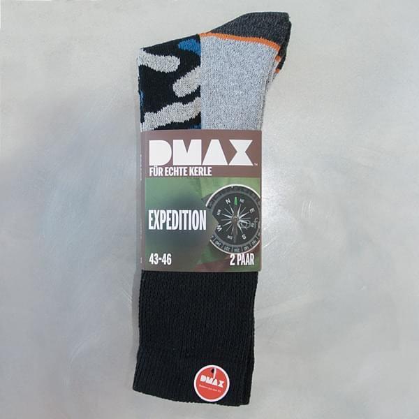"""DMAX Socken """"Expedition"""" (2 Paar)"""