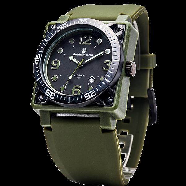"S&W Armbanduhr Modell ""Altitude OD"""