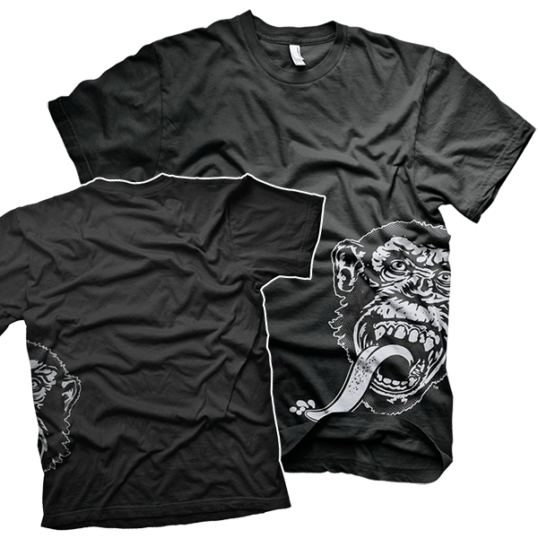 "Gas Monkey Garage T-Shirt ""Sidekick"""