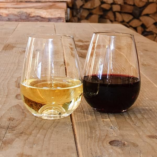 Weinglas ohne Stiel (Weißwein) 6-er Set