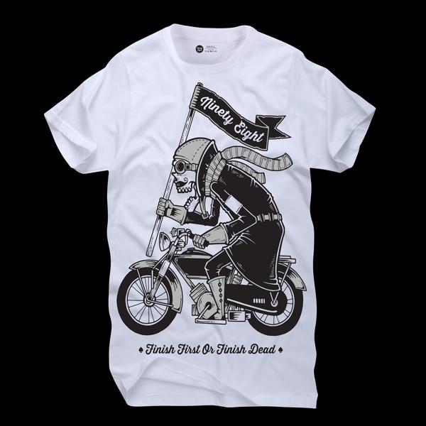 """T-Shirt """"Biker"""""""