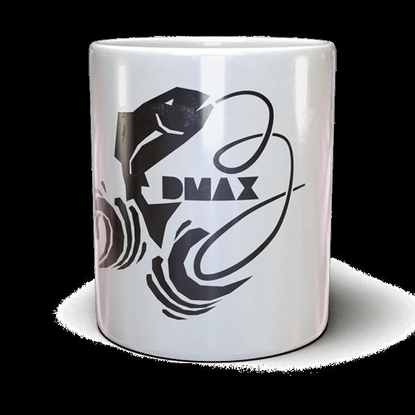 "DMAX Tasse ""Barracuda"""