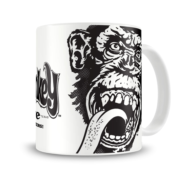 "Gas Monkey Garage Becher ""Monkey"""