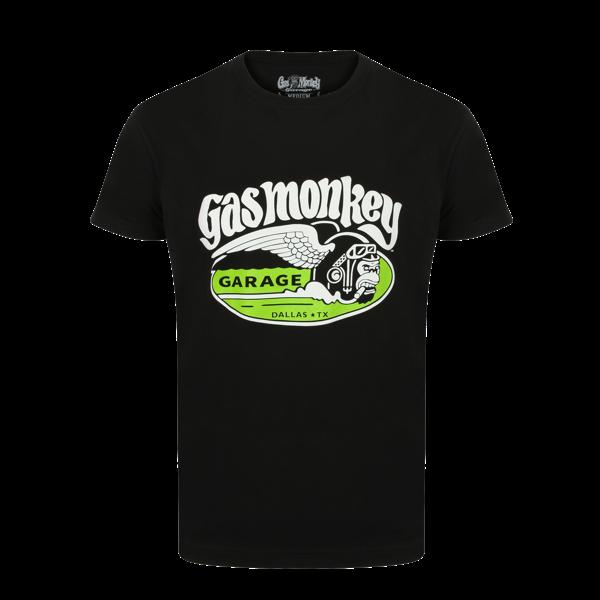 "Gas Monkey T-Shirt ""Cigar Monkey"" (Größe S)"