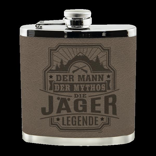 "Flachmann ""Jäger"""