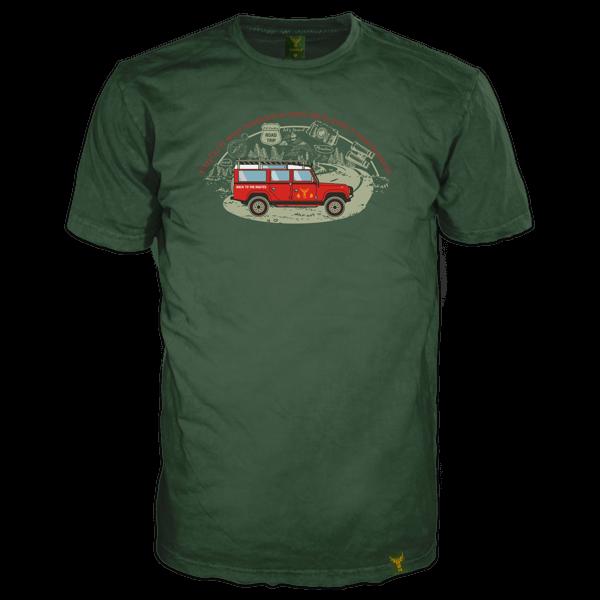 """T-Shirt """"Routes"""""""