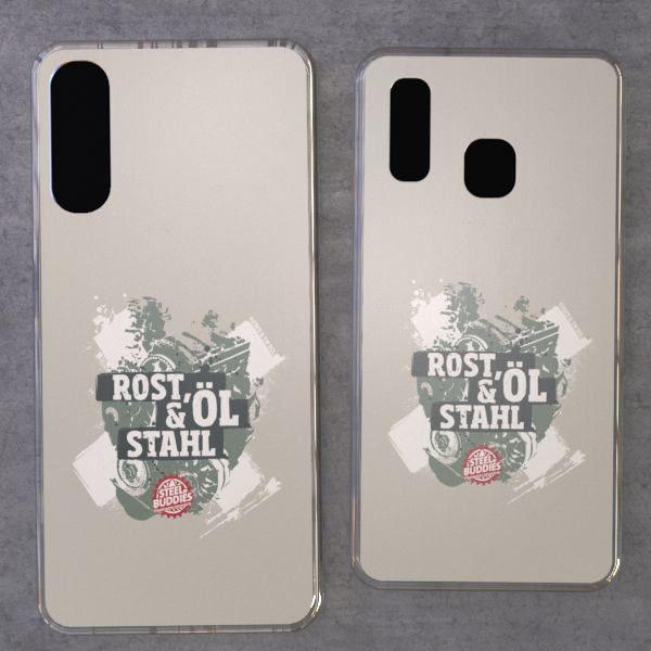 """Steel Buddies Cover """"Rost"""" für Galaxy A Modelle"""