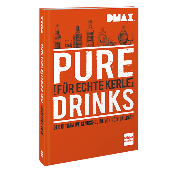DMAX Pure Drinks für echte Kerle - Der ultimative Genuss-Guide