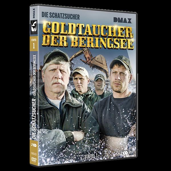 Die Schatzsucher: Goldtaucher der Beringsee - Staffel 1