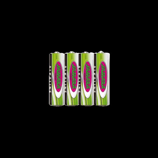 AA 1,5 Volt Alkaline SuperCell Batterien (4 Stück)