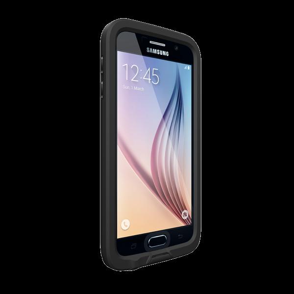 LifeProof fré Case für Galaxy S6 (4-fach Schutzfunktion)