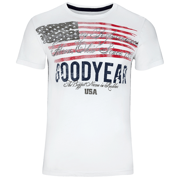 "Goodyear T-Shirt ""Bluffton"""
