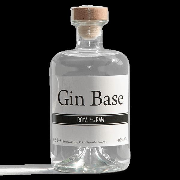 Gin Base (reiner Alkohol zur Herstellung von Gin)