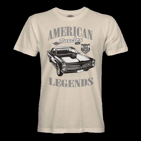 "T-Shirt ""American Legends"""