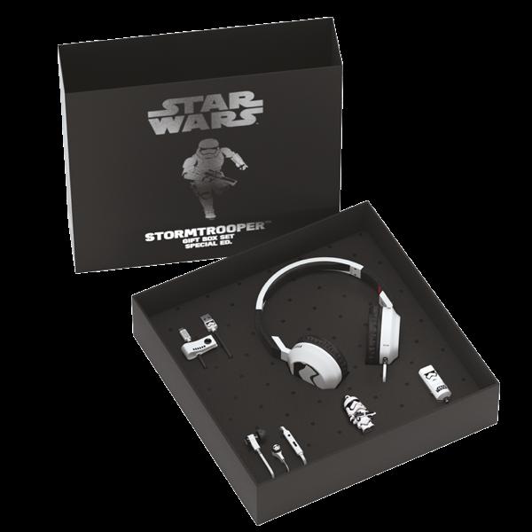 "5-teiliges Star Wars Geschenkset ""Stormtrooper"""