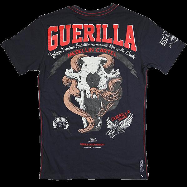 "Yakuza Premium T-Shirt ""Guerilla"""