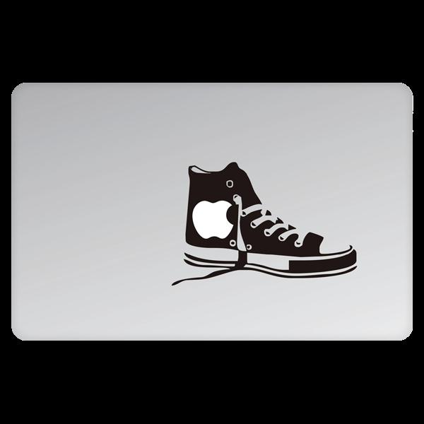 Apple MacBook Designsticker - Shoemanic
