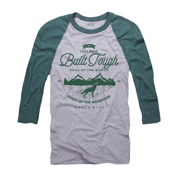 "Longsleeve ""Built Tough"""