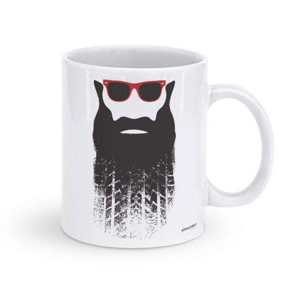 """Tasse """"Fast N' Loud Beard"""""""