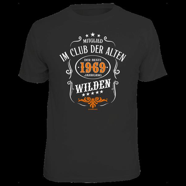 """T-Shirt """"1969 - der beste Jahrgang"""""""