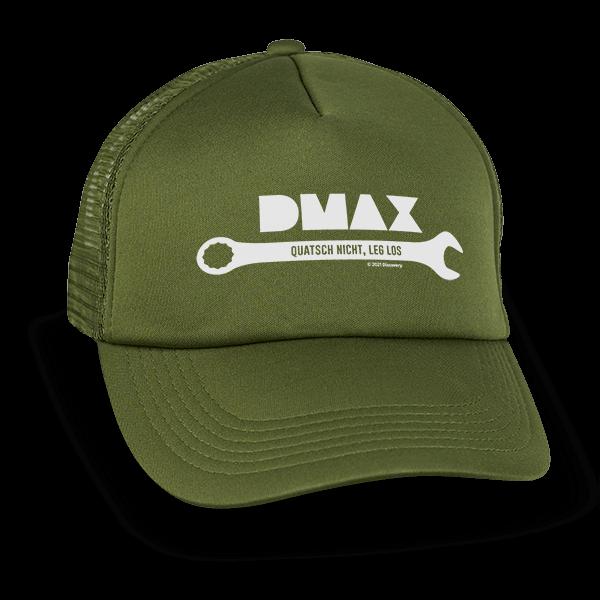 """DMAX Trucker-Cap """"Quatsch nicht"""""""