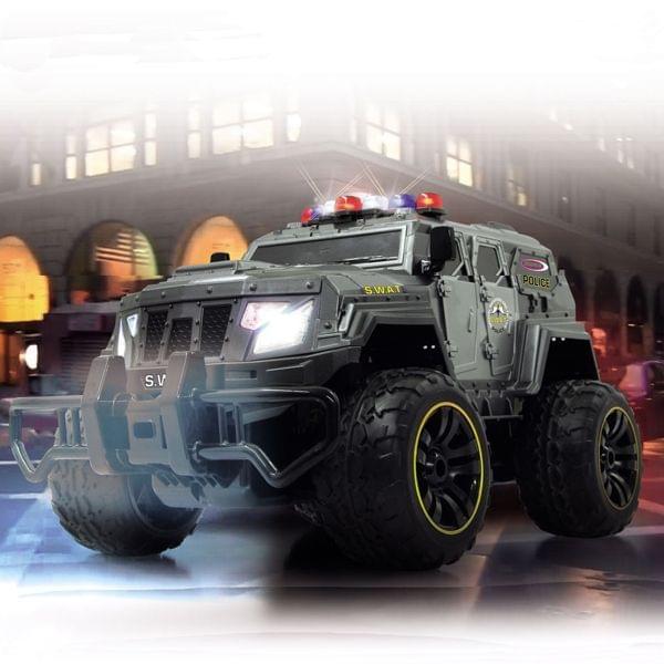 R/C SWAT Einsatzfahrzeug mit LED Lichter