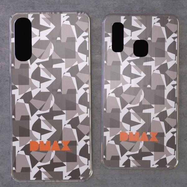 "DMAX Cover ""Mix"" für Samsung Galaxy A Modelle"
