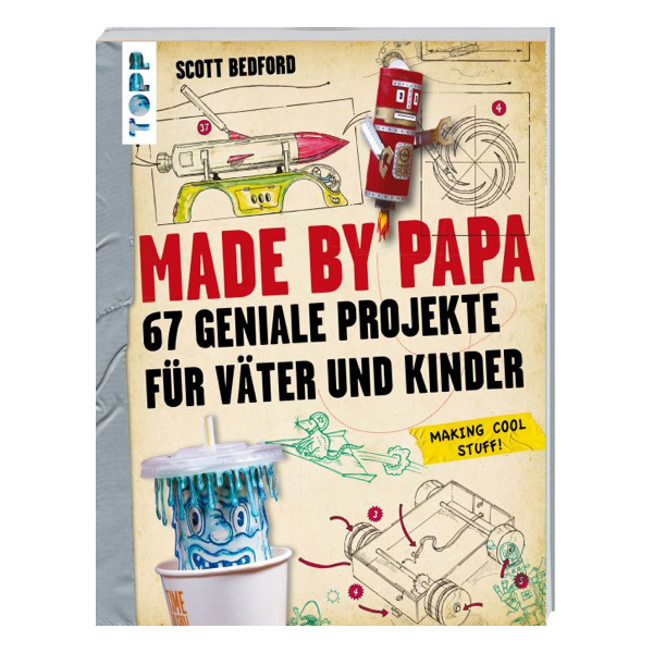"Werkbuch ""Made by Papa"""