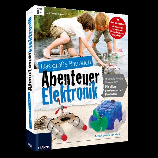 "Das große Baubuch ""Abenteuer Elektronik"""