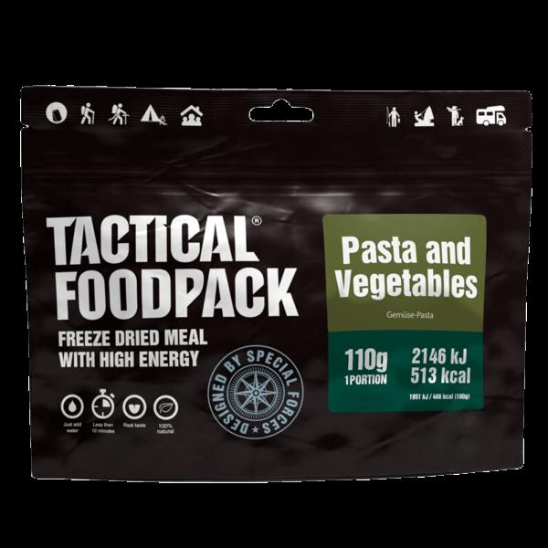 """Tactical Foodpack """"Gemüse-Pasta"""""""