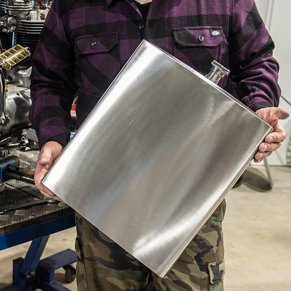 Gigantischer Flachmann 14,5 Liter Fassungsvermögen