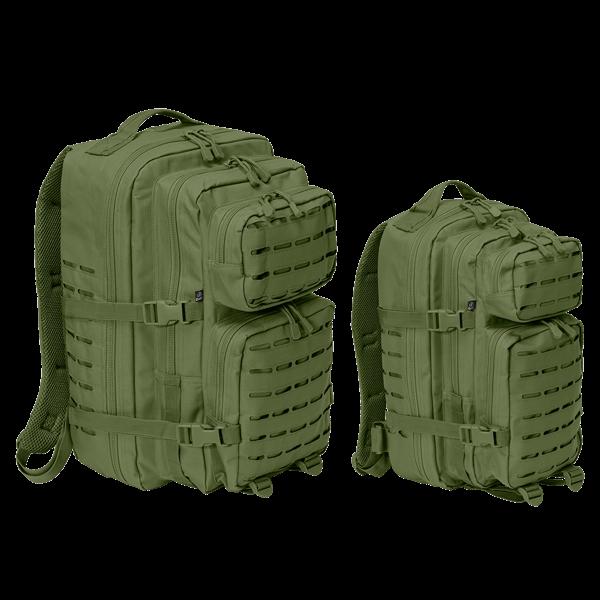 """25 und 40 Liter Rucksack """"US Cooper Lasercut"""" von Brandit"""