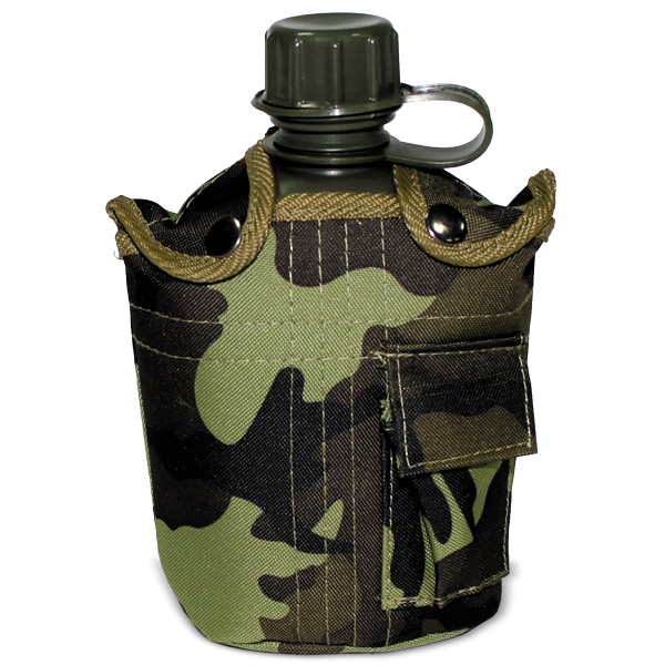 """Feldflasche """"Camouflage"""""""