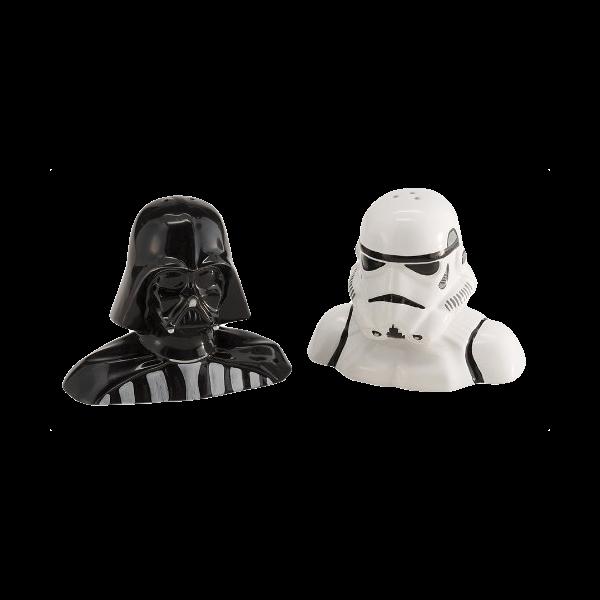 """Star Wars Salz- und Pfefferstreuer """"Vader und Stormtrooper"""""""