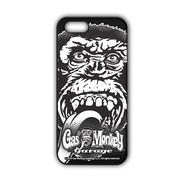 "Gas Monkey Garage iPhone Cover ""Monkey"""