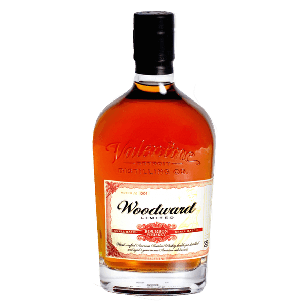 Woodward Bourbon Whiskey