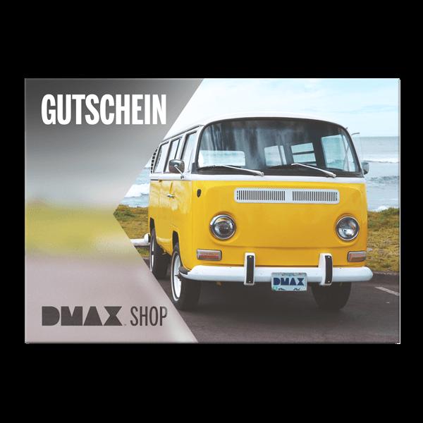 """Gutschein zum Selbstausdrucken """"VW Bulli"""""""