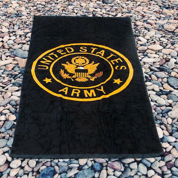 """Badetuch """"United States Army"""""""