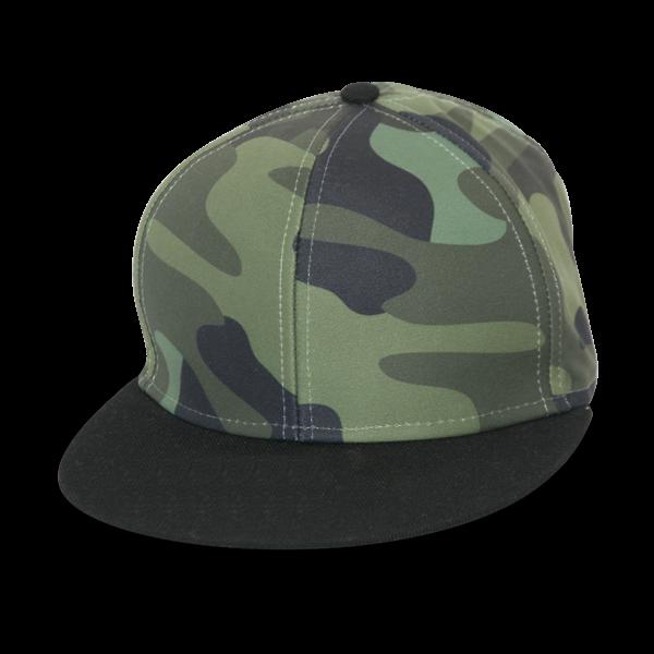 "Snapback Cap ""Camouflage"""