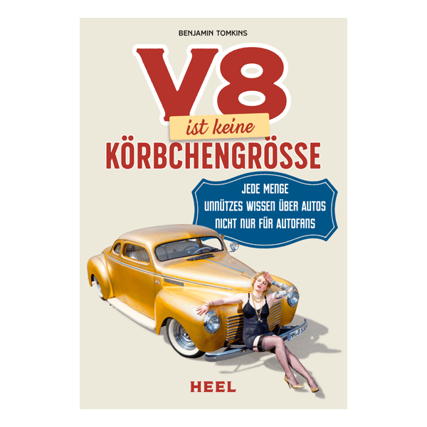 V8 ist keine Körbchengrösse