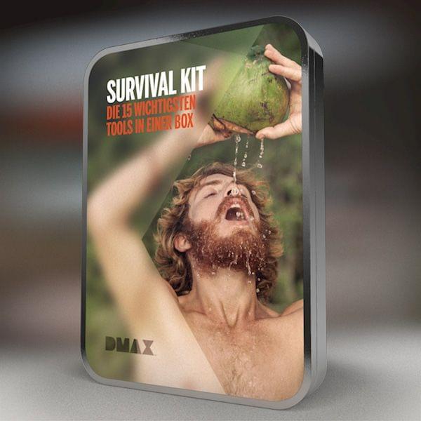 DMAX Survival-Kit – die 15 wichtigsten Tools