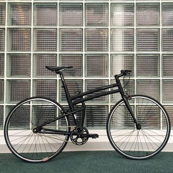 Faltbares Single-Speed-Bike