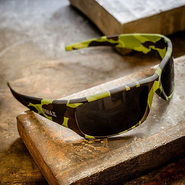"DMAX Sonnenbrille ""Biker"" Modell Hank"