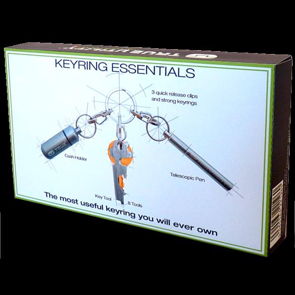 Schlüsselanhänger-Geschenkset (3-teilig)