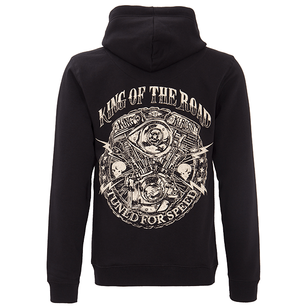"King Kerosin Hoody ""King of the Road"""