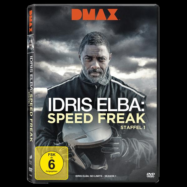 Idris Elba - Speed Freak - Staffel 1
