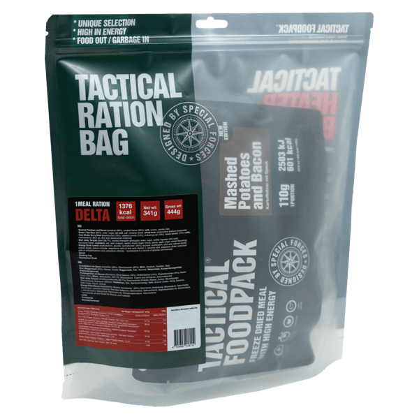 """Tactical Foodpack """"Tagesration Delta"""""""