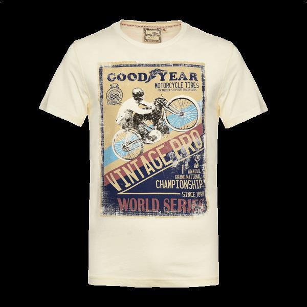 "Goodyear T-Shirt ""Vintage Pro"""