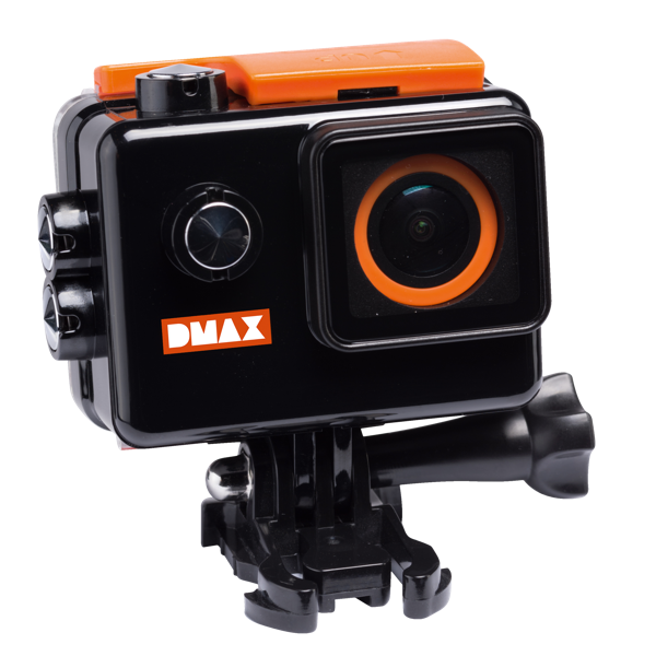 DMAX 4k Action Camera